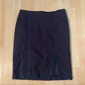 OptionElle polka dot skirt